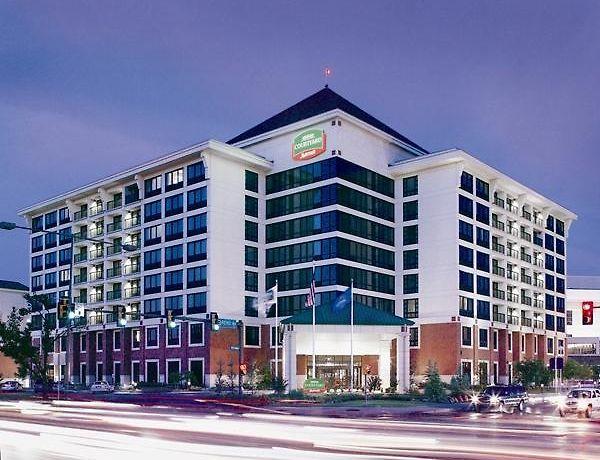 hotel courtyard oklahoma city downtown oklahoma city